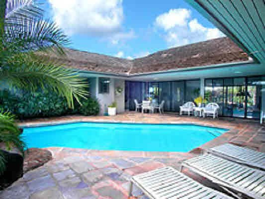 Poipu House Pool